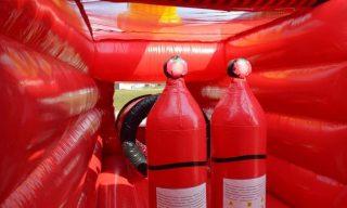 Hüpfburg Feuerwehrauto ausleihen