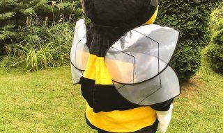 Lauffigur Bienenkostüm mieten