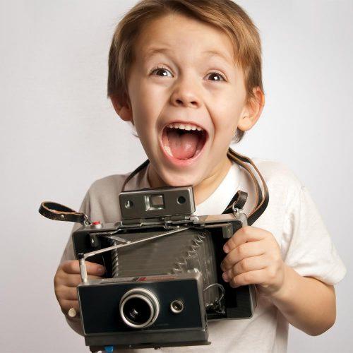 Kinderfotostudio