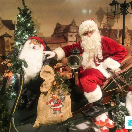 Weihnachtsmann mieten