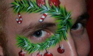 Weihnachtsschminken mieten