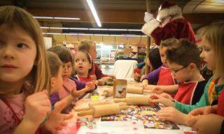 Weihnachtsbäckerei Veranstaltung