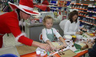 Weihnachtsbäckerei Aktion