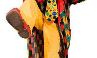Zauberclown Brandolino buchen