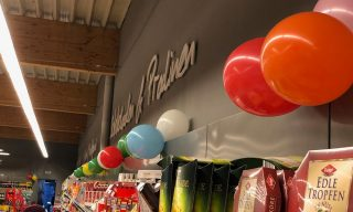 Ballon Dekoration Angebot