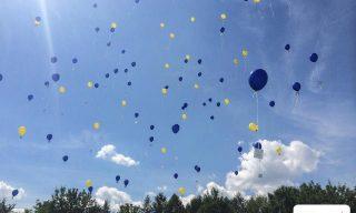 Luftballon Massenstart buchen