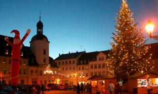 Sky Dancer Weihnachtsmarkt