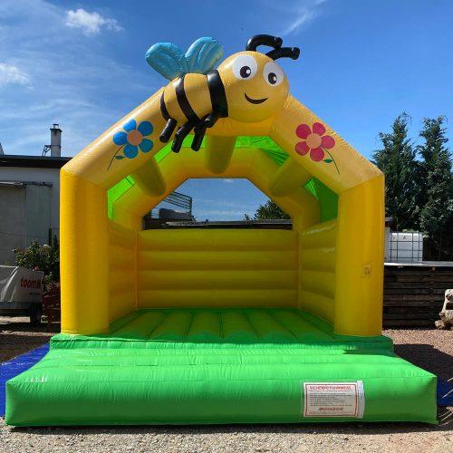 Hüpfburg Biene bestellen